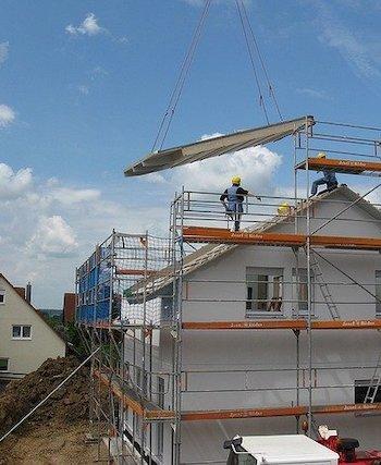 Baufinanzierung Hausbau