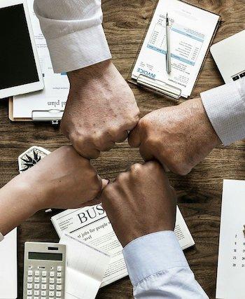 Partner für Finanzierung
